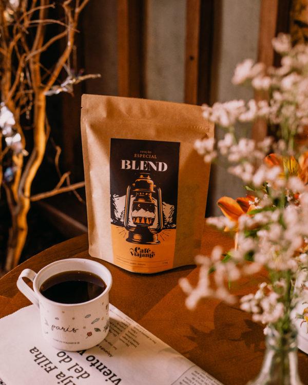 Blend Café Especial - Café do Viajante