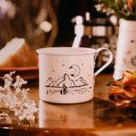 Caneca de Viagem Atacama - Café do Viajante