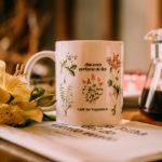 Caneca Cheirinho de Amor - Café do Viajante