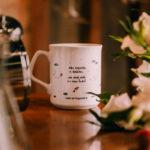 Caneca Nosso Mundo - Café do Viajante