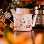 Caneca: Mais Café Mais Viagens Mais Amor - Café do Viajante