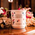 Caneca - Amor por onde Flor
