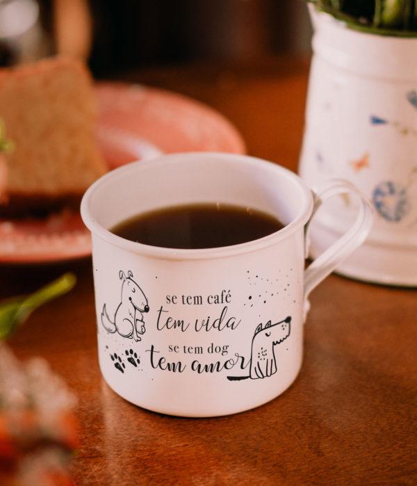 Caneca Dogs - Personalizada - Café do Viajante